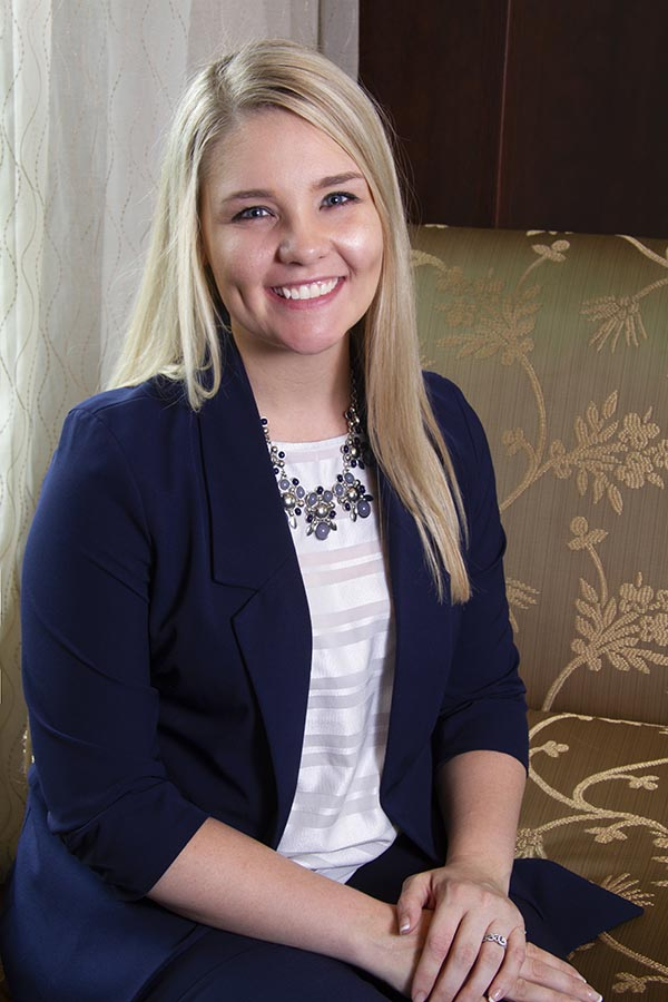 Ashley Herbst, Director of Human Resources